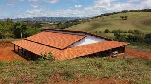 Chácara À Venda, 30000 M² Por R$ 499.000,00 - Centro - Cambuí/mg - Ch0026