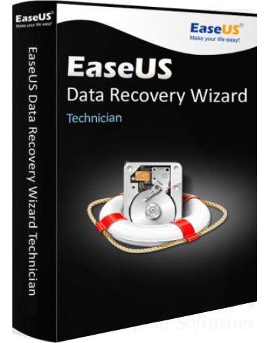 Easeus Data Recovery Wizard Technician 12.9.1 - Envio Já