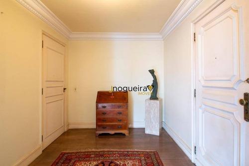 Apartamento Com 3 Dormitórios À Venda, 236 M² Por R$ 3.600.000 - Itaim Bibi - São Paulo/sp - Ap15715