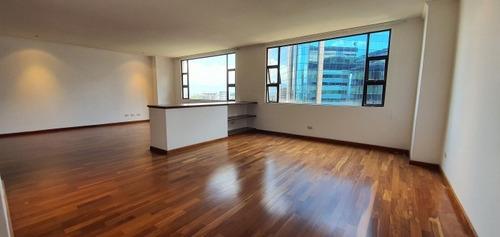 Rento Apartamento En Zona 14 Ciudad Guatemala - Paa-064-11-11