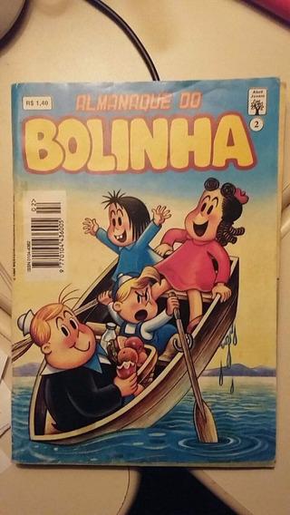 Almanaque Do Bolinha 28-editora Abril-1994
