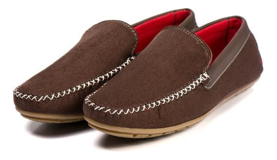 Sapato Masculino Mocassim Casual Kapell Em 12x Sem Juros