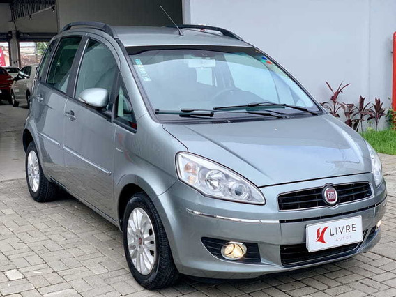 Fiat Idea Essence Dualogic 1.6 16v 2013