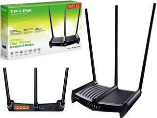 Router Tp-link Tl-wr941hp 450mbps .: Mundotecno :.