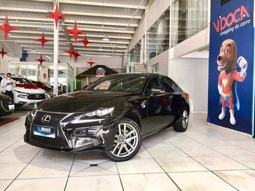 Imagem 1 de 15 de Lexus Is 250 2.5 V6 24v Gasolina 4p Automatico