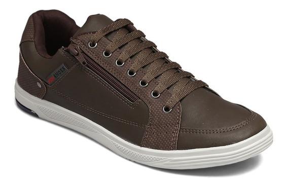 Sapatênis Ped Shoes Rato/ Chocolate 76000-b