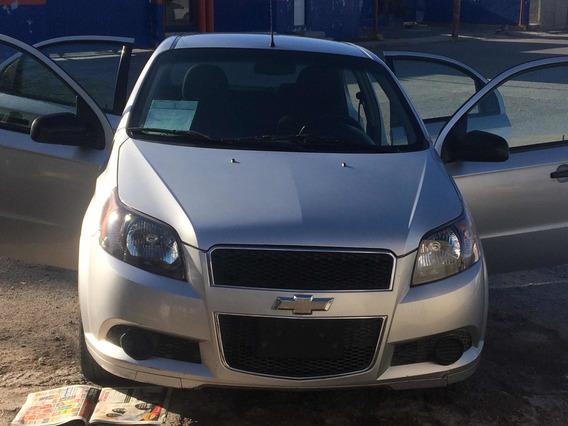 Chevrolet Aveo 1.6 Ls Aa Radio Nuevo At 2016