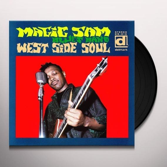 Lp Magic Sam - West Side Soul (blues / Novo / Lacrado)