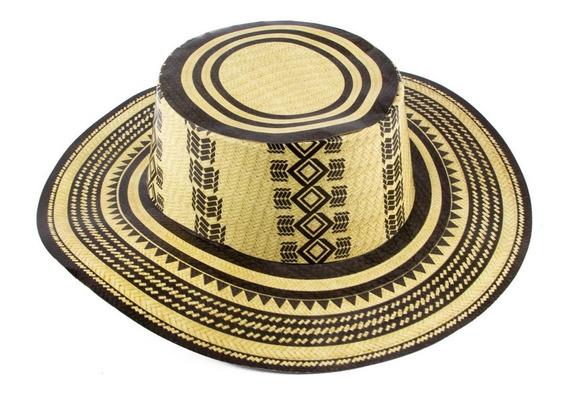 Sombrero Hora Loca - Colombia- Vallenatos-carton