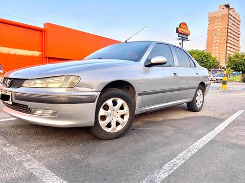 Peugeot 406 2001 2.0 Aut. 5p