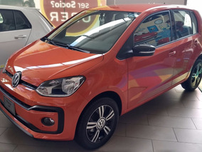 Volkswagen Up! 1.0 Connect Mt Enganche Desde $57,365.00