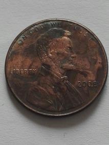 Moneda De Un Cent De Dolar Sirculada