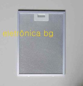 Filtro Metalico Coifa Cadence Cfa391 Cfa392 E Cfa502