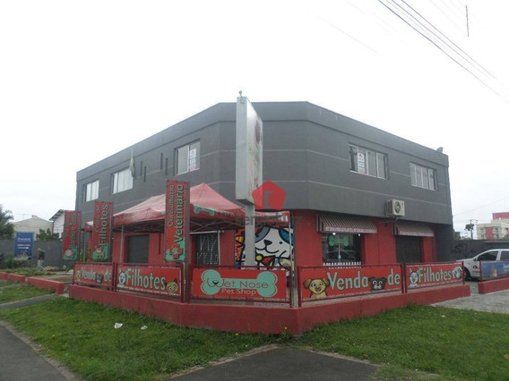 Kitnet Para Locação No Bairro Boqueirão - Curitiba/pr - Kn0027