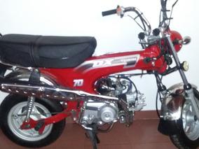 Ciclomotor Zanella New Fire 50 Cc Rojo