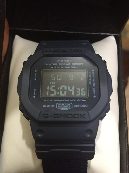 Autentico Reloj G Schock Dw-5600lu-2jf