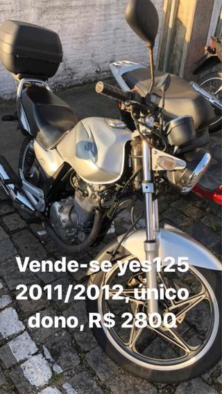 Suzuki Moto Yes125