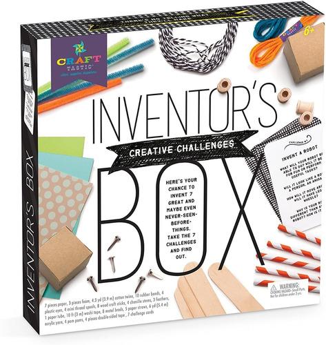 Arte Y Manualidades Kit De Inventors Ann Williams Original