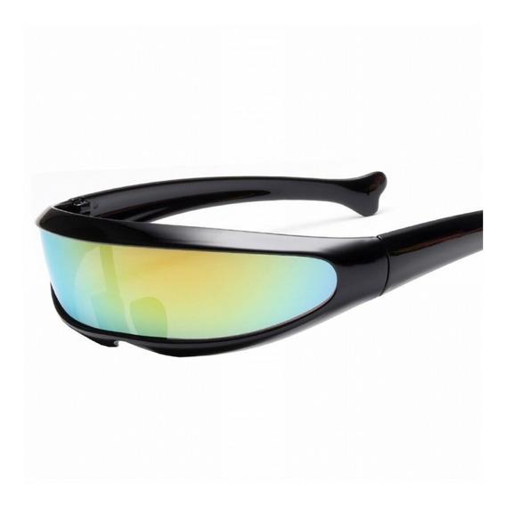 Gafas De Sol De Ciclops Estrechos Futuristas Originales