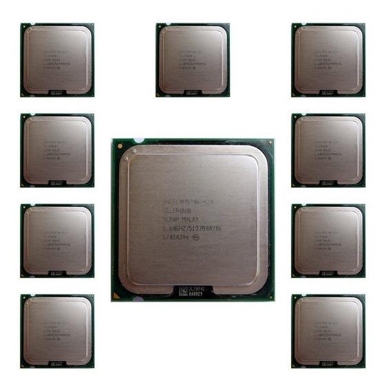 Lote Com 15 Processadores Socket 775 Intel