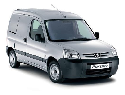 Peugeot Partner 1.6 Hdi Furgon Confort 92 Nf9