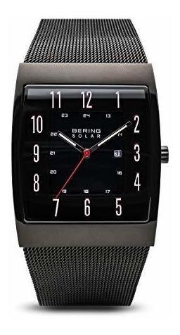 Bering Time | Reloj Delgado Para Hombre 16433-122 | Caja De