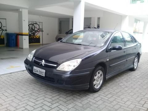 Citroën C5 2.0 Exclusive Aut. 4p 2001