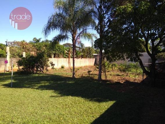 Chácara Com 2 Dormitórios À Venda, 1400 M² - Condominio Portal Dos I - Ribeirão Preto/sp - Ch0082