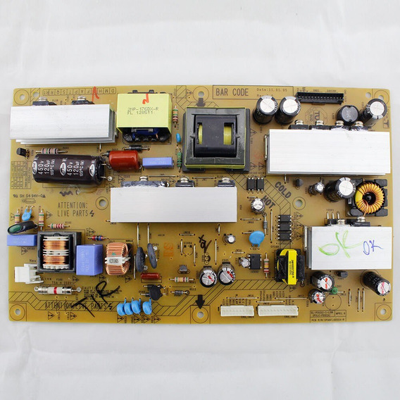 Placa Fonte Tv Philips Pn 3pagc10050a-r Barato