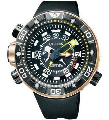 Relógio Citizen Aqualand Ecodrive Bn2025-02e / Tz30740x