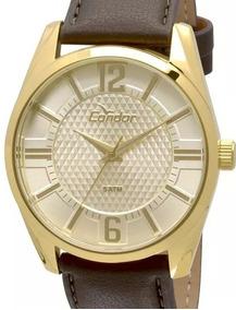Relógio Condor Masculino Couro - Co2036di/2x