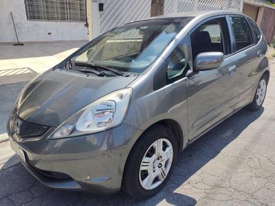 Honda Fit 1.4 Automático Completo 2011 Financio Sem Entrada