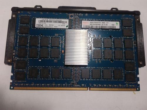 Imagem 1 de 5 de Memória Ibm 41t8254 / 45d7242 / 16gb 2gx80 Ddr3 Pc3-8500