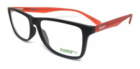 Óculos De Grau Puma Pe00340 005= 03