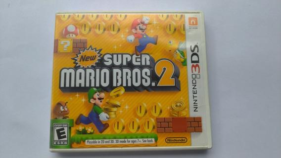 New Super Mario Bros 2 - Nintendo 3ds - Usado - Original
