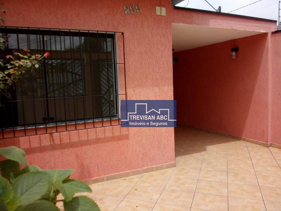Casa À Venda Planalto Sbc, 2 Dorms, 2 Vagas, Imóvel Vago. - Ca0335