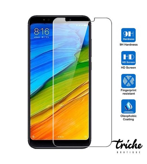 Cristal Templado Mica Contra Golpes Xiaomi Redmi 5 Plus Env