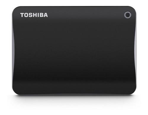 Imagen 1 de 6 de Disco Duro Externo Portatil Toshiba De 1 Tb Nuevos. Tienda