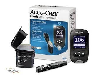 Aparelho De Medir Glicose, Hgt, Accu Chek Completo Diabetes