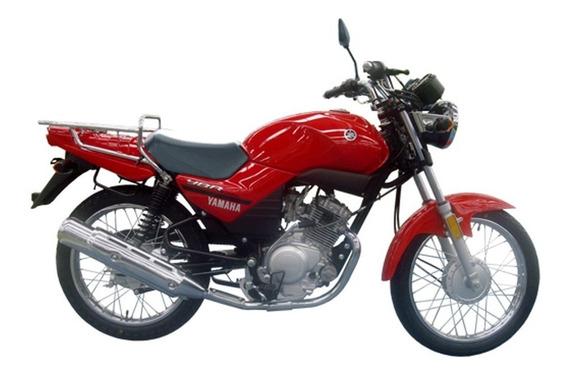 Yamaha Ybr 125c Express Roja