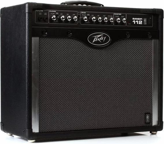 Amplificador De Guitarra Peavey Bandit 112 Peça Única C/ Nf