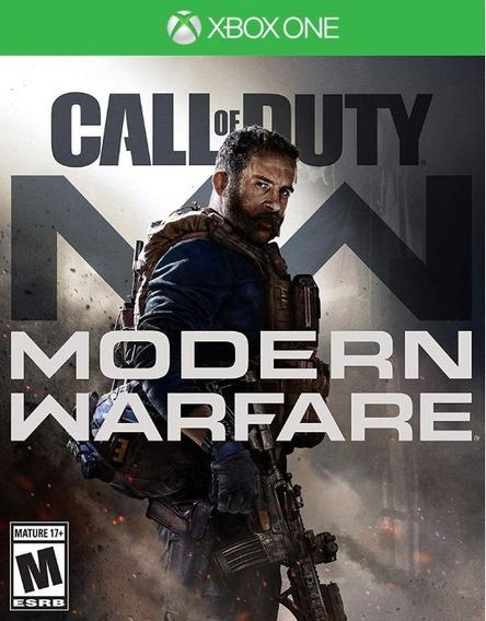 Call Of Duty: Modern Warfare - Xbox One - Mídia Digital