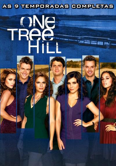 One Tree Hill 1ª A 9ª Temporadas Dublado + Frete Grátis !!