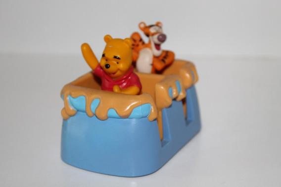 Miniatura Disney Ursinho Pooh E Tigrão