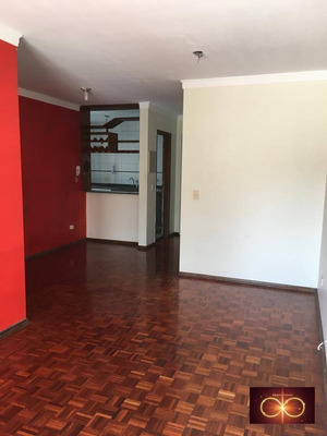 Alugo Apto 03 Dorms Com Suíte - Parque Munhoz - R$ 1.300,00 - Ap0019
