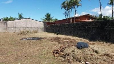 Terreno Com Escritura E 381 M² Em Itanhaém-sp - 5306/p