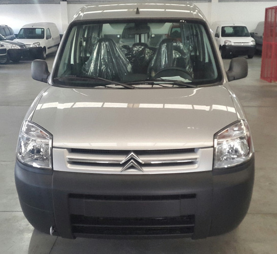 Citroen Berlingo Furgon Hdi 92 Business Mixto 0km