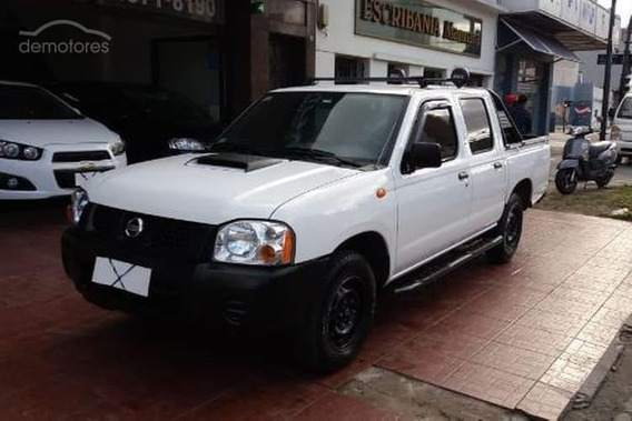 Nissan Np300 2.5 Cabina Doble 133cv 4x2 2010