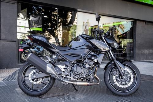 Kawasaki Z400 Abs  2021  Nuevo Color ! Exclusivo Lidermoto