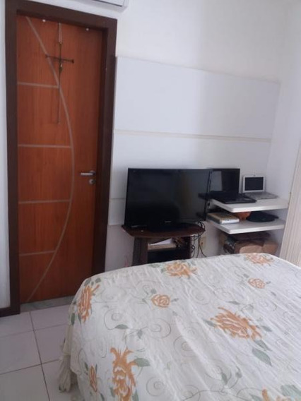 Flat Para Locação Em Lauro De Freitas, Vilas Do Atlântico, 1 Dormitório, 1 Banheiro, 1 Vaga - Vs450
